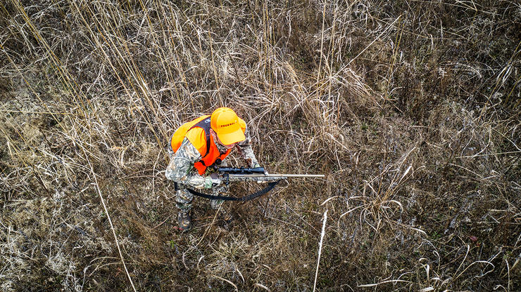 The right firearm will fit your budget, physique, state laws, style of hunting, and more. Image by Realtree Media