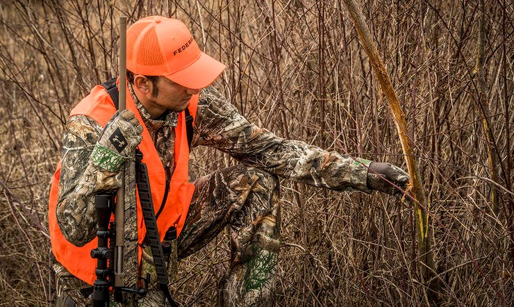 Oftentimes, bucks will use the same rubs made by their ancestors, making it beneficial to remember historical rubs. Image by Realtree Media