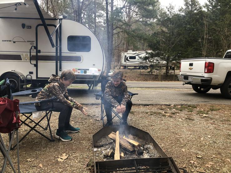 Look for an RV that fits your hunting style and travel needs. Image by Stephanie Mallory