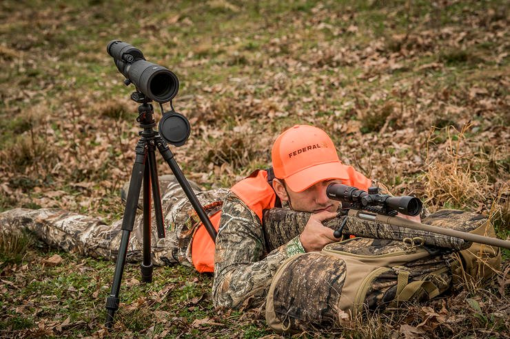 Good bullet selection is at least as important in a deer rifle as caliber selection. Image by Realtree Media