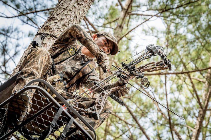 Many states have long since dropped minimum poundage requirements, but you still need enough thump to do the job. Image by Realtree