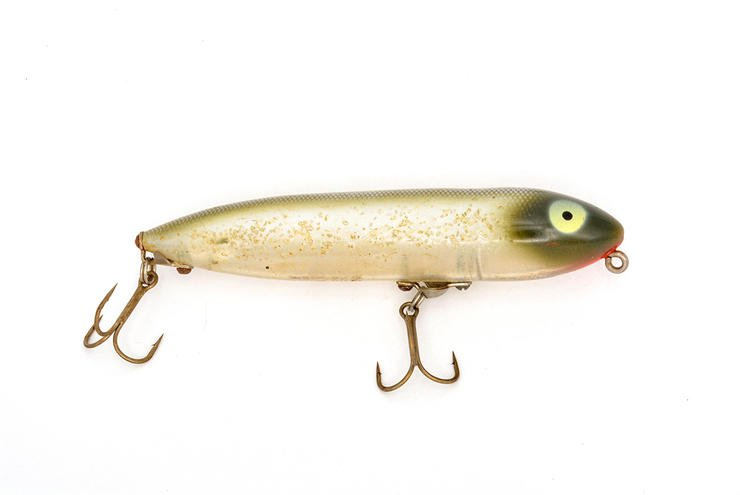 In clear water, bass might rise 20 feet to smash a topwater walking plug.