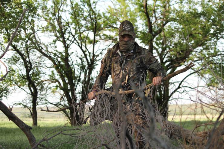 5cb54ddfadfd2 The best weather for turkey hunting arrives the day you have free to hunt.  Ever heard,