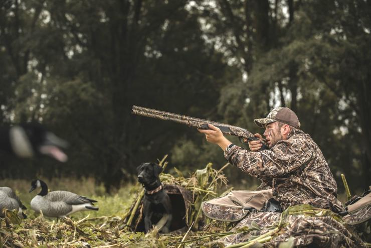 Double-Guns for Ducks and Geese | Realtree Camo