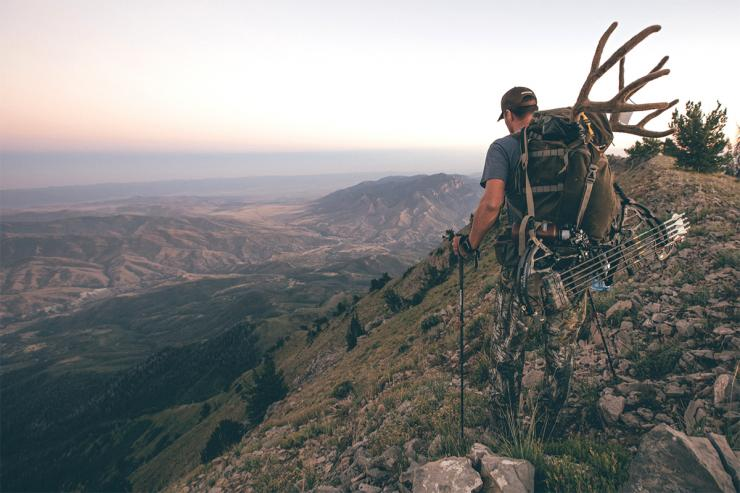 Have you ever deer hunted in the West? (Heartland Bowhunter photo)