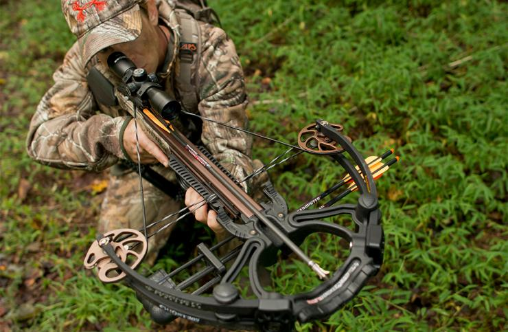 The First Turkey Hunting Crossbow Grand Slam | Turkey Hunting