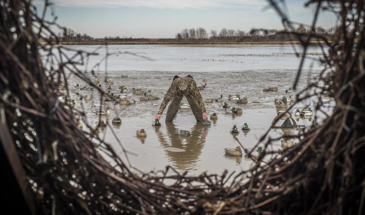 Waterfowling involves lots of gear, so it's easy to forget critical items. Use this handy list to ensure you're ready for a day in the marsh. Photo © Bill Konway
