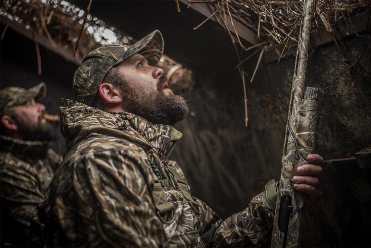 Many waterfowlers prefer to shoot auto-loaders, and thanks to modern technology, worries about jams and other failures have decreased substantially. Photo © Bill Konway
