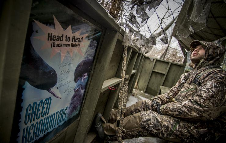 Sometimes, duck season can go south (pun intended). Here's how to turn a bad year into a memorable campaign. Photo © Bill Konway
