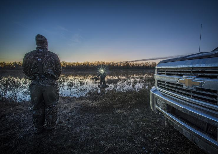Too often, encountering other hunters in the marsh or fields leads to hard feelings. Things might go better if we remembered that we have much in common. Photo © Bill Konway