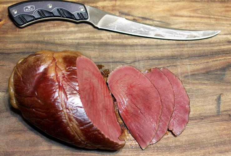Steam the heart and slice it thinly for sandwiches or as an appetizer.