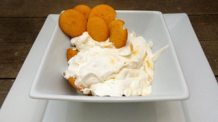 Pawpaw pudding is made just like banana pudding. It makes a great fall dessert.