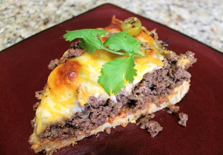 With a corn filled masa crust, spicy meat mixture and melted cheese, this tamale pie will be a hit with the entire family.