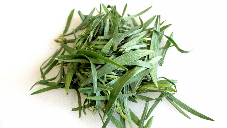 Use fresh rosemary for maximum flavor. This came from our herb garden just minutes before being chopped and used in the recipe.