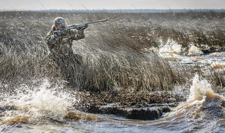 Seriously successful duck hunters share a broad set of skills. How do you stack up? Photo ©Realtree/Bill Konway