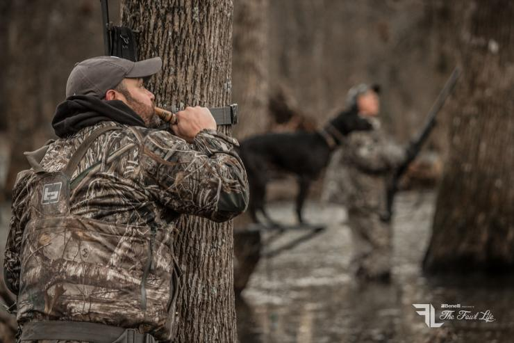 Arkansas' greentree reservoirs offer some of the country's finest duck hunting, but officials want to enact new management initiatives to improve habitat. Photo © The Fowl Life