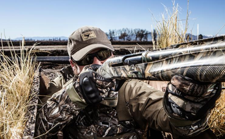 OK, you probably don't really want to miss more ducks. But understanding these shooting gaffes can help you be more efficient. Photo © Tom Rassuchine/Banded
