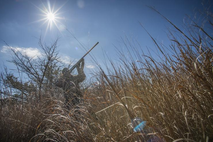 Think about your shots while hunting. That lets your pre-season practice shine through. Photo ©Realtree/Bill Konway