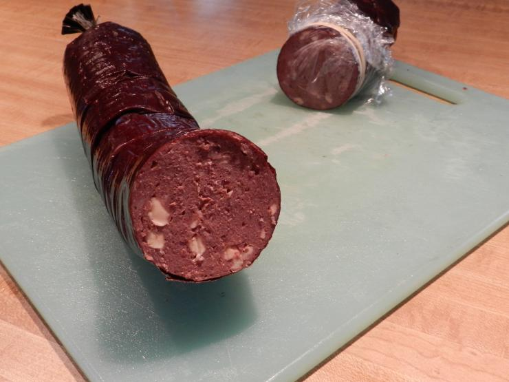 Duck Summer Sausage