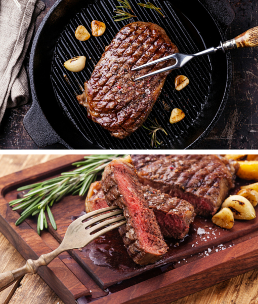 E3 Meat Company beef is some of the highest quality meat you can buy.