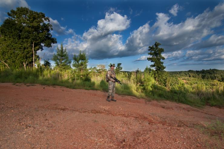 Scout roads. Read why. © James Buice photo