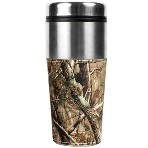 This Realtree wrapped insulated mug is perfect for the coffee drinker on your list.