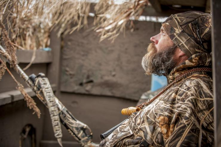 It's humbling to consider how much our waterfowl hunting mentors shaped our lives. Photo © Bill Konway