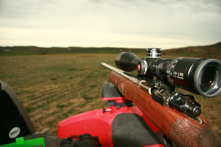 5 Steps to Long-Range Rifle Accuracy | Guns and Shooting