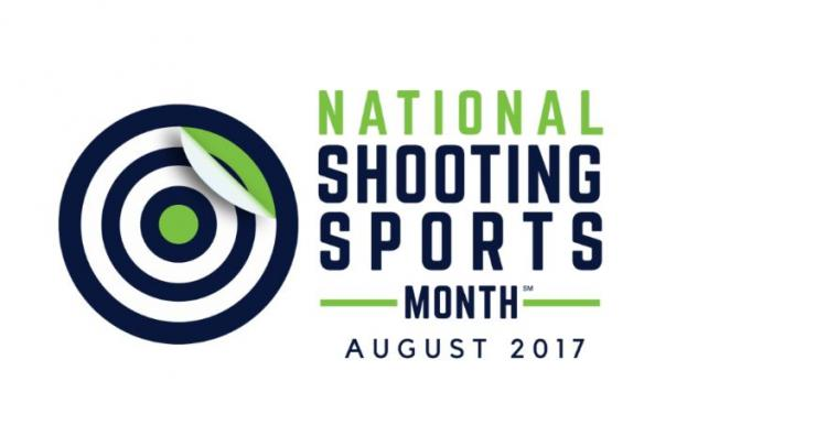 The National Shooting Sports Foundation has declared August to be National Shooting Sports Month.