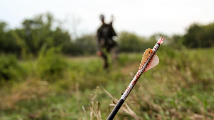 Are you shooting the right arrow and broadhead? (Heartland Bowhunter photo)