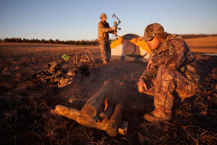 Deciding if a drop camp is right for your hunt is an important part of the trip-planning process. (Russell Graves photo)