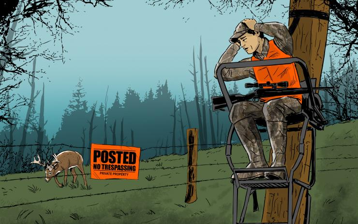 How to Hunt Property Lines | Deer Hunting | Realtree Camo