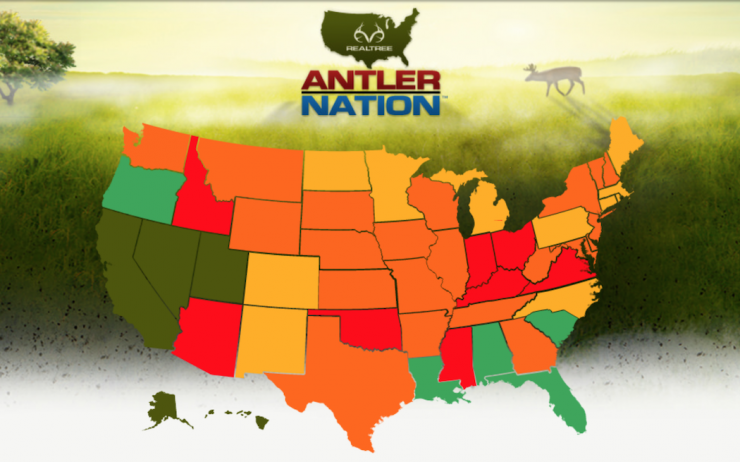 Have you checked out Antler Nation? (Realtree photo)