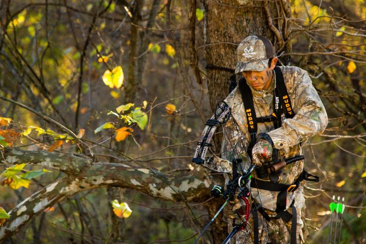 Habitat loss and land access are the leading causes of less hunters afield. (Realtree photo)