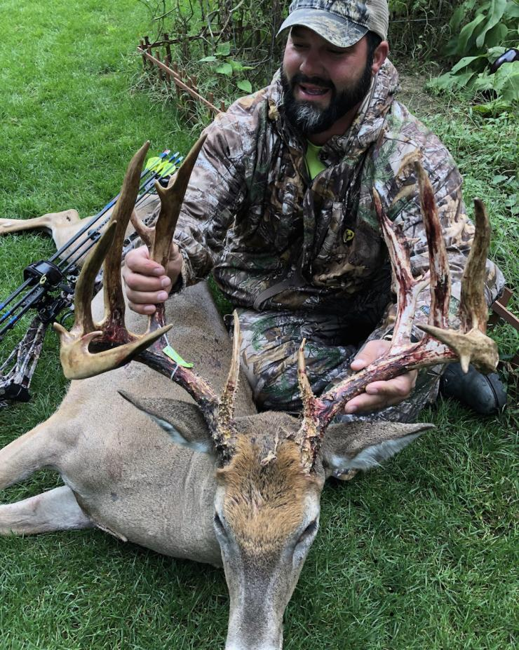 A 205-Inch Public Land Whitetail Buck | Deer Hunting ...
