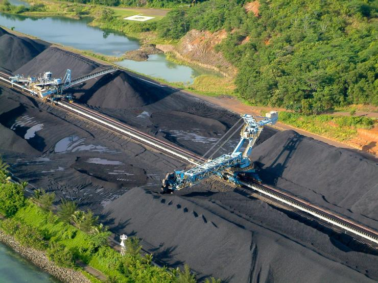 The before isn't exactly a pretty sight. But coal mines mean incredible habitat down the road. In fact, it'll likely be better habitat than it was before the mine existed. (Shutterstock / Wongimam photo)