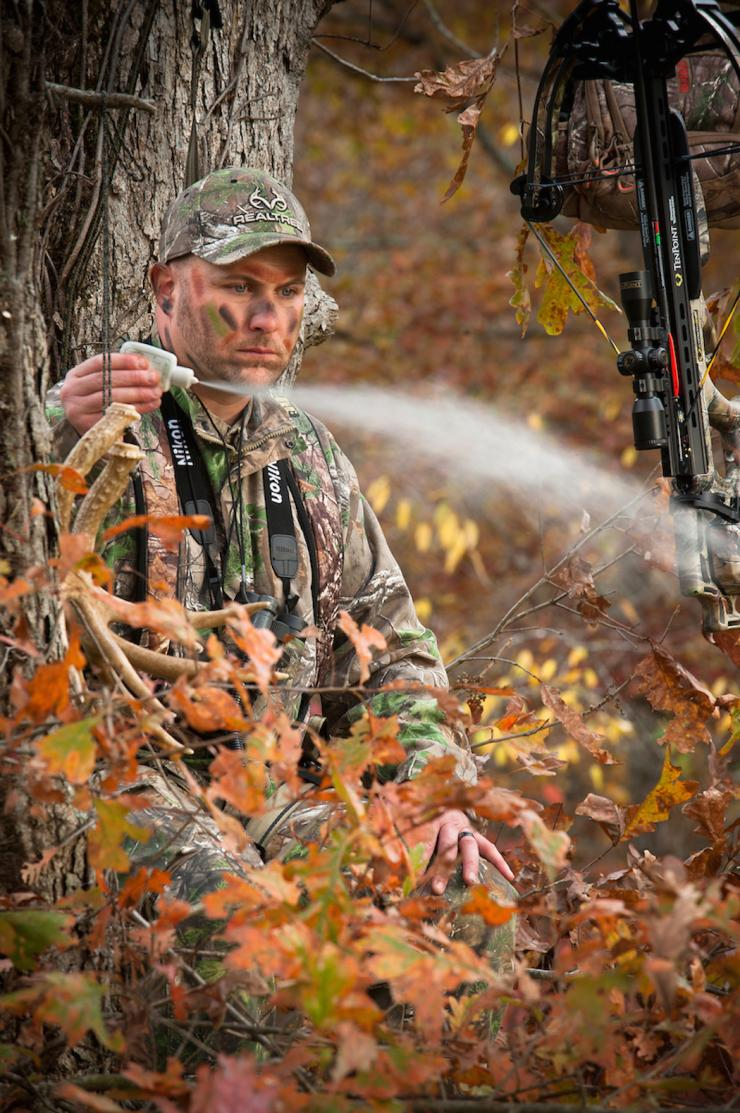 Playing the wind is a very important part of deer hunting. (Realtree photo)