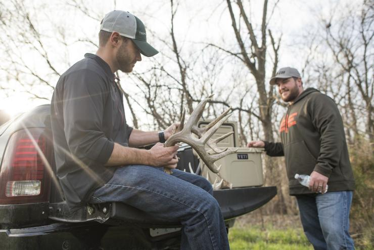 Put weaponry differences aside and enjoy the sport of hunting. (John Hafner and Heartland Bowhunter photo)