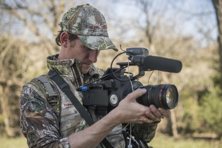 Making your own hunting video isn't hard. (Heartland Bowhunter photo)