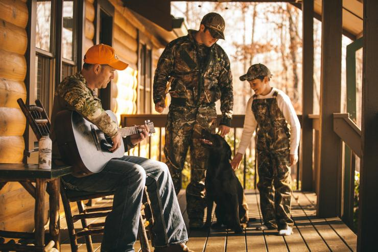 Ease kids into the outdoors. Start small. (Realtree photo)