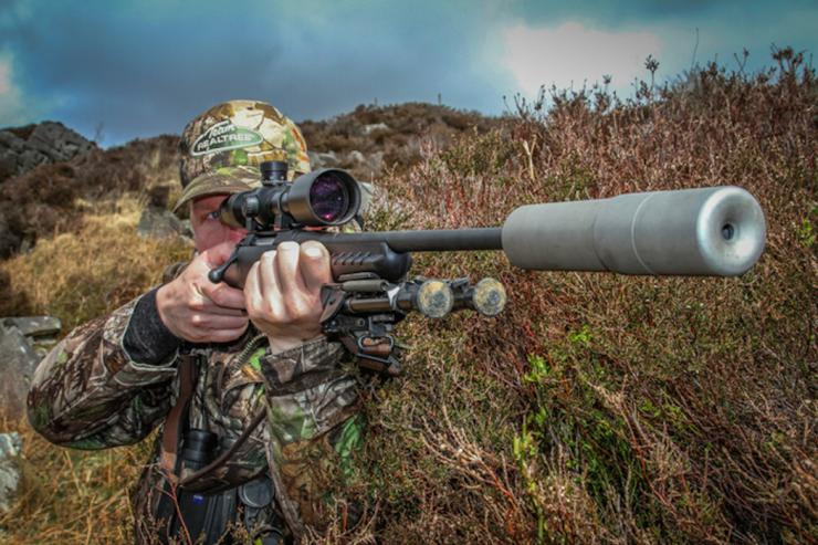 Many people misunderstand suppressors. (Realtree photo)