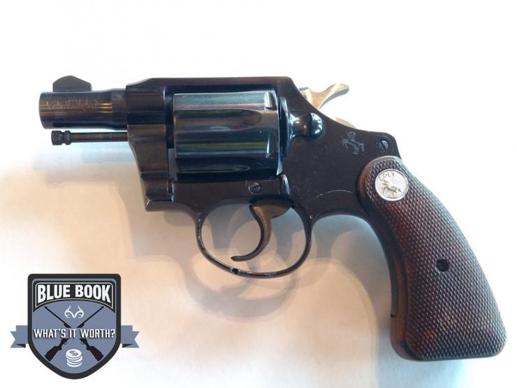 What's It Worth: Colt Cobra 38 Special   Realtree Camo