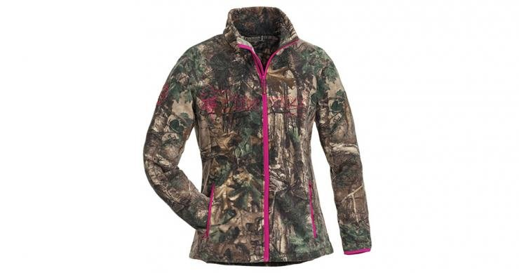 8a16404dd8a9d Made from soft fleece with a high neck design, the Pinewood Anniversary  Fleece is a warm, comfortable jacket to wear outdoors. The jacket is made  from 240g ...