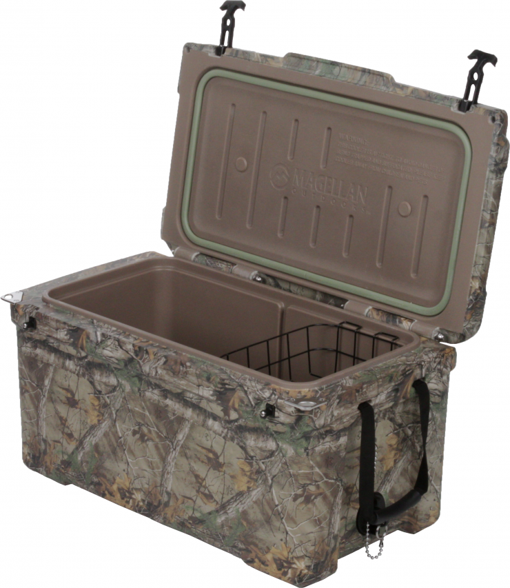 These roto-molded Realtree Magellan coolers from Academy are the perfect gift for the outdoors lovers on your list.