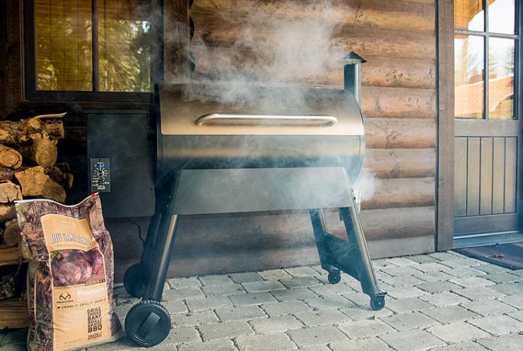 The Traeger Grill is the perfect combination of ease of use and quality cooking results.