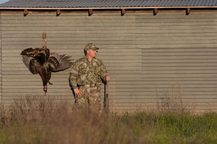 Check Out Realtree For More Great Tips On Turkey Hunting Including How To Clean And Cook Your Bird Photo By Russell Graves