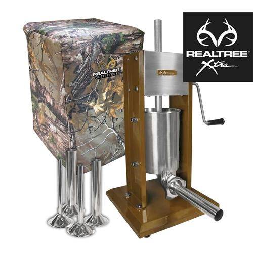 The Realtree Line of processing tools includes everything you need to take your game from field to freezer.