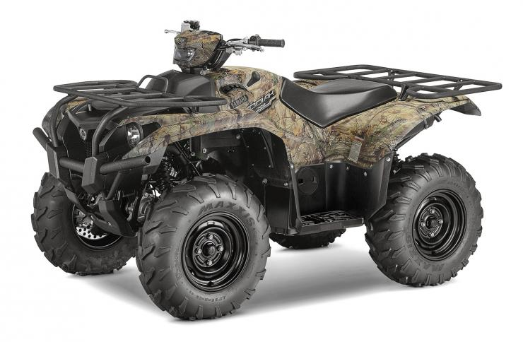 Yamaha Kodiak  X Value