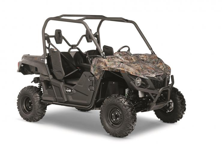 yamaha 2016 wolverine side by side sxs in realtree xtra realtree. Black Bedroom Furniture Sets. Home Design Ideas