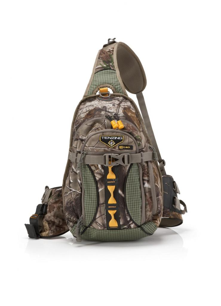 Bowhunter backpack by tenzing find products realtree for Ap fishing backpack